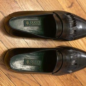 Vintage Gucci Men's Loafers